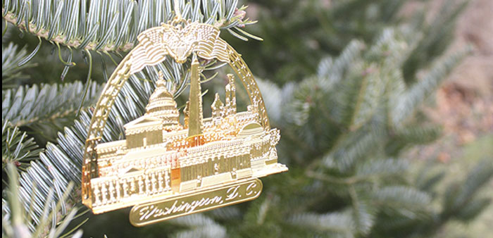 White House Christmas Tree has Wisconsin Roots