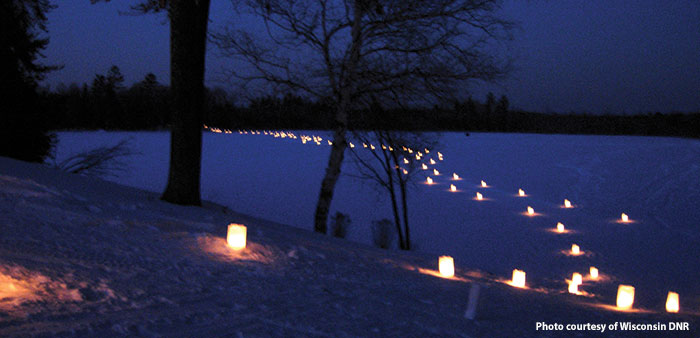 Hike by Candlelight