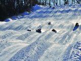 Families Flock to Nordic Mountain