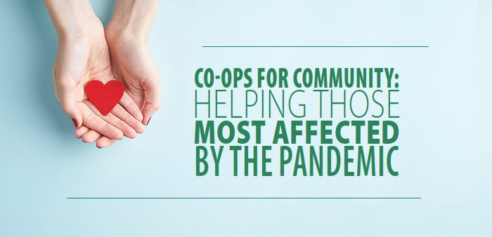 Co-ops for Community