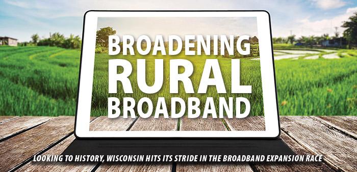 Broadening Rural Broadband