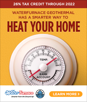 Water Furnace Digital Ad SMART-